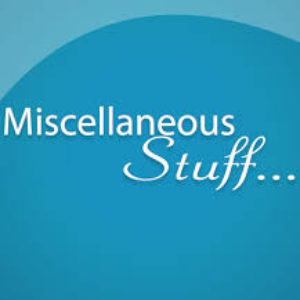 Group logo of Miscellaneous